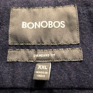 Bonobos long sleeve standard fit